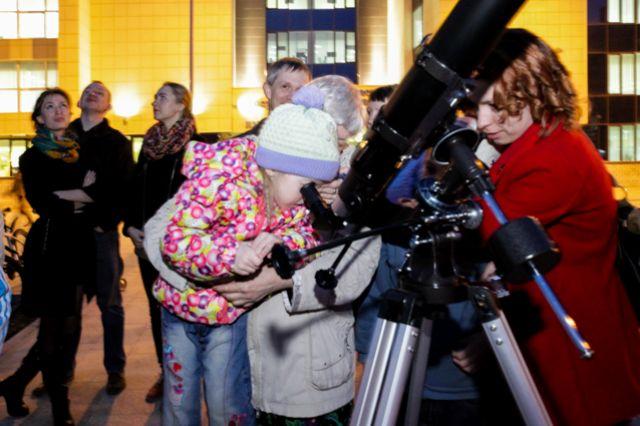 Астрономические наблюдения будут проходить два дня