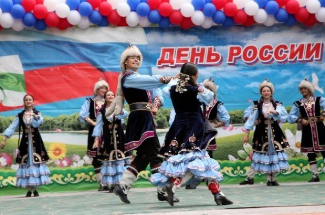 В июне в Куртамыше пройдёт фестиваль культур, а в июле - Сабантуй.