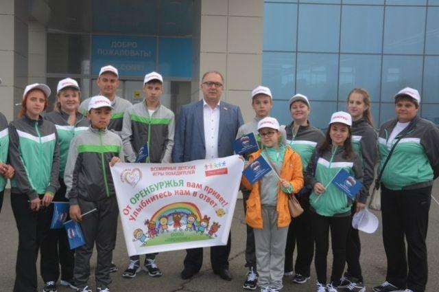Юные оренбуржцы, победившие рак,  едут на «Игры победителей»