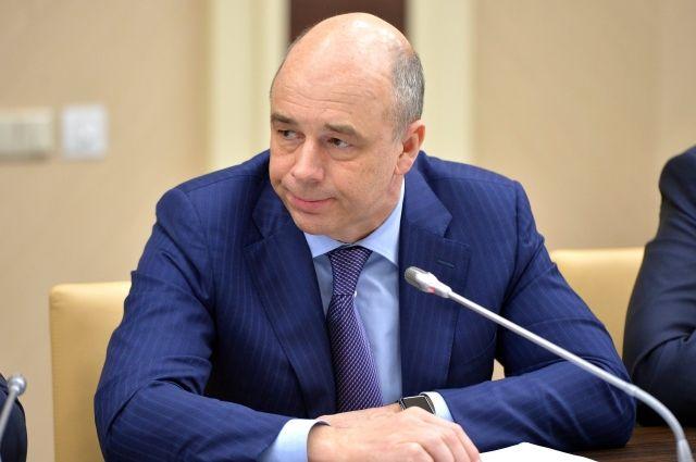 Антон Силуанов объявил онеобходимости РФ перестать жить вдолг