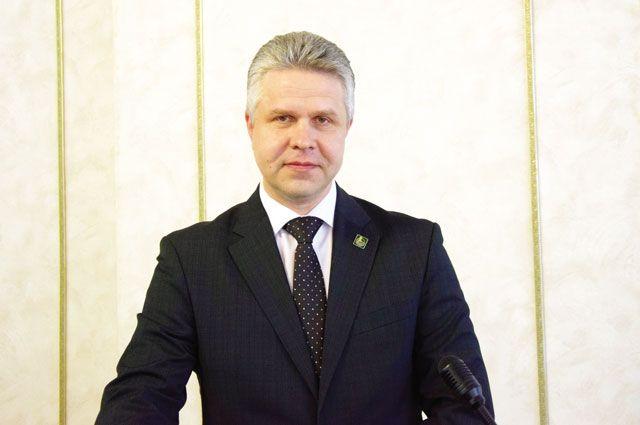 Александр Нестеров: «Развивая малый и средний бизнес, мы растём и развиваемся сами».