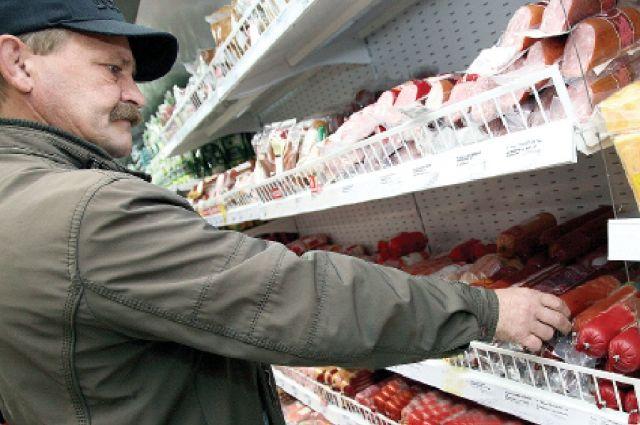 Цены на продовольственные товары выросли за 4 месяца на 0,2%.