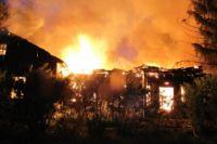 Непотушенная сигарета могла стать причиной крупного пожара в Заводоуковске