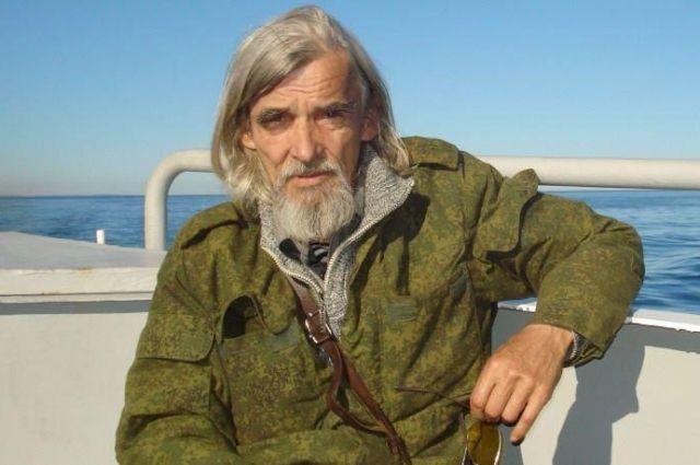 Юрий Дмитриев, Карелия