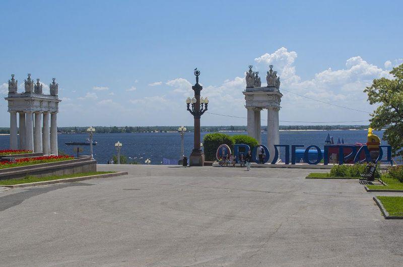 В Волгограде по-настоящему летняя погода, на улице +27, дует теплый юго-западный ветер.