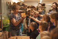 Экскурсии и мастер-классы рассчитаны на посетителей любых возрастов.