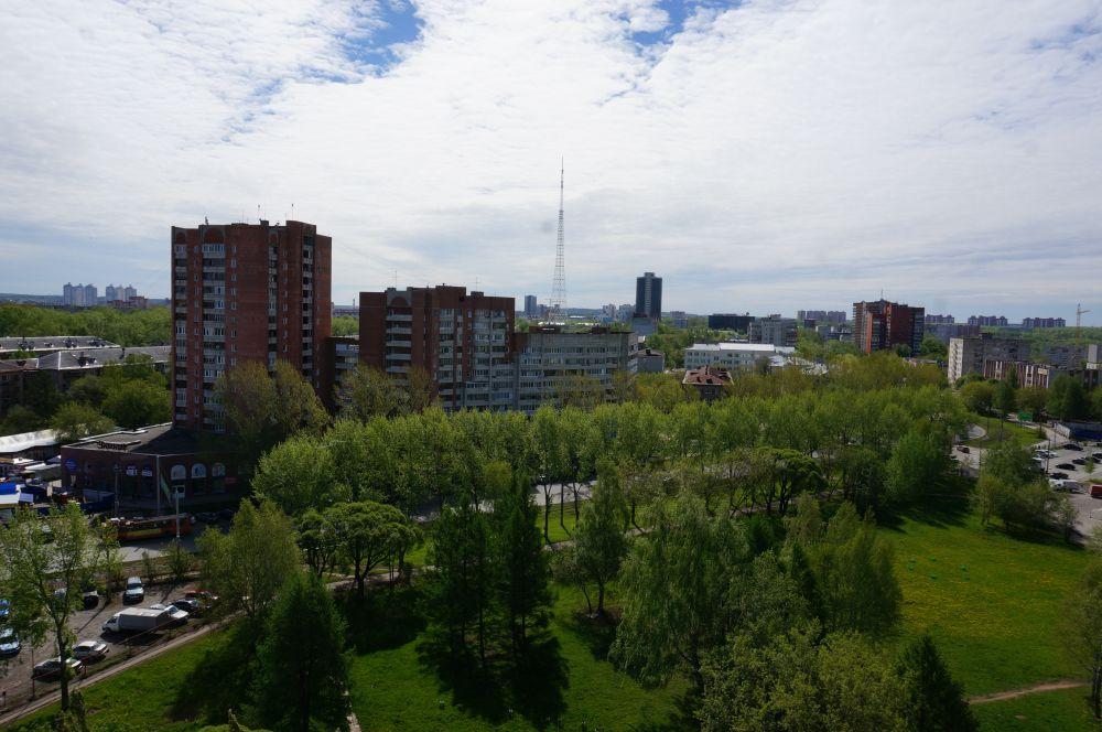 Пермь встречает лето солнечной погодой, но уже к вечеру 1 июня возможен ураган.