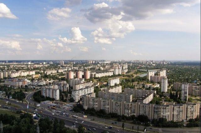 Проспект генерала Ватутина в Киеве