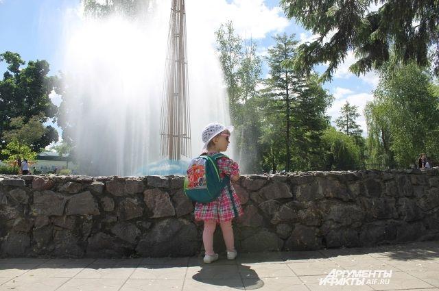 Средняя температура воздуха летом вНижегородской области непревысит