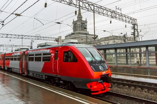 Где прямо вцентре Волгограда решено построить новейшую железнодорожную ветку