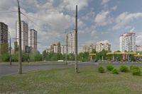 Бывший проспект генерала Ватутина в Киеве.