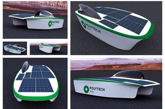Производство солнцемобиля собираются поставить на поток.