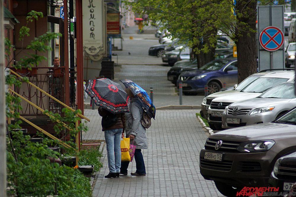 Синоптики говорят, что долгожданное потепление придёт в регион 8 июня.