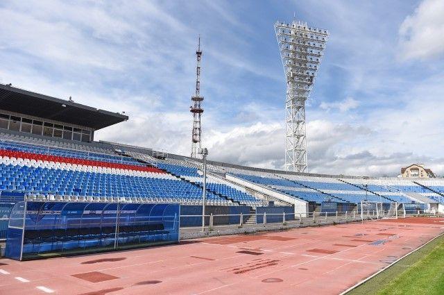 ВЯрославле кчемпионату мира пофутболу реконструируют стадионы «Шинник» и«Славнефть»
