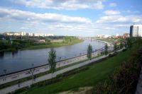 Тело спрыгнувшего с Моста Влюбленных тюменца не удалось найти