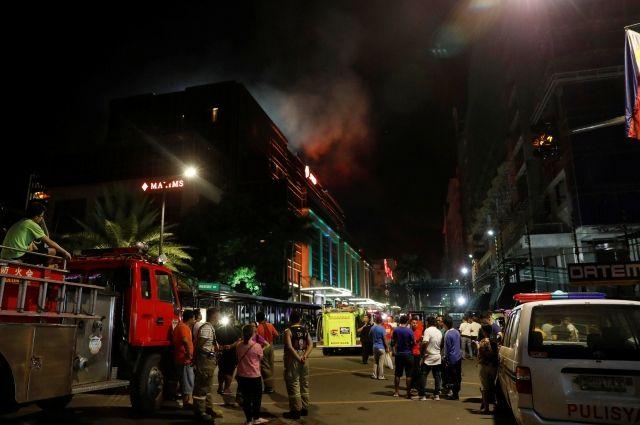 Минимум 34 человека погибли при нападении на отель в столице Филиппин - Real estate