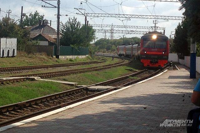 Расписание движения пригородных поездов до Петрозаводска временно изменяется