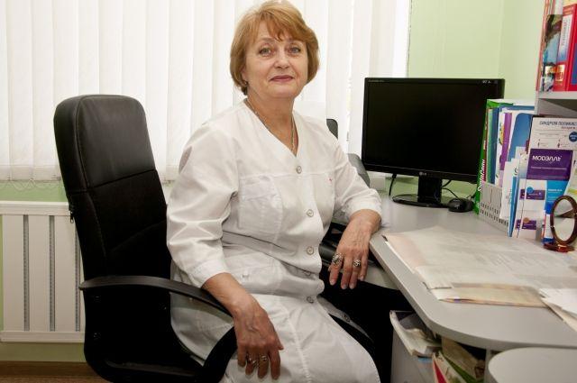 Заместитель директора омского медицинского центра «Мифра-Мед» Татьяна Глинская.