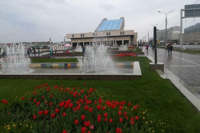 Грозы, град, дождь исильный ветер ожидают Татарстан навыходных