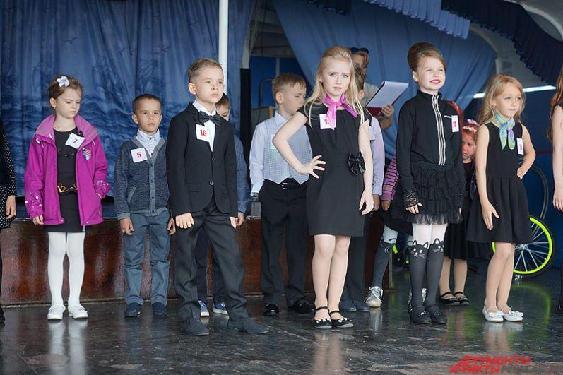Краевой конкурс красоты и талантов «Little Miss & Little Mister 2017» состоялся в Перми в четверг, 1 июня.