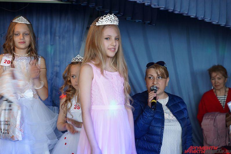 Гран-при конкурса и главный приз – детский велосипед – получила Дарья Негуляева.