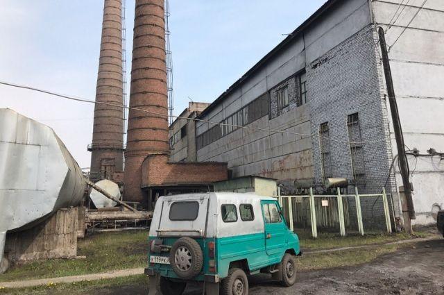 Котельная в Вихоревке - источник большинства бед в городе.
