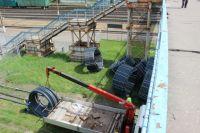 Работы по прокладке новых коммуникаций на станции Брянск-Льговский.