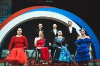 Тюменцы заняли весь пьедестал на Кубке России по спортивным танцам