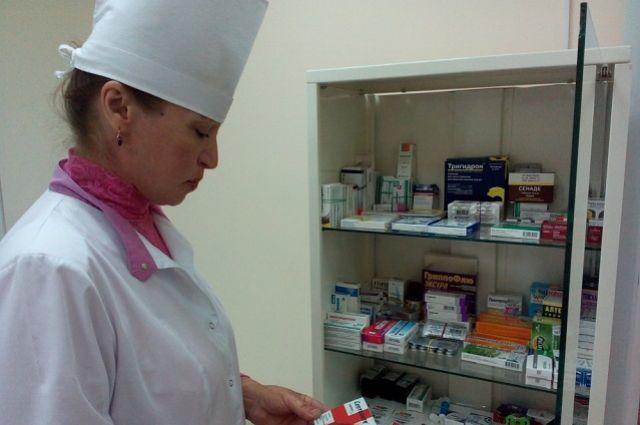 Продажа лекарств