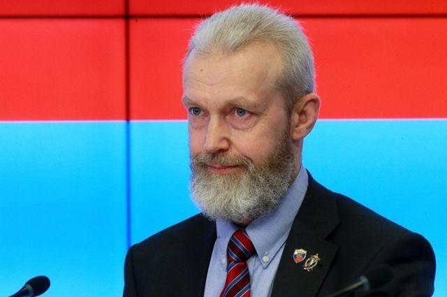Виталий Крючин.