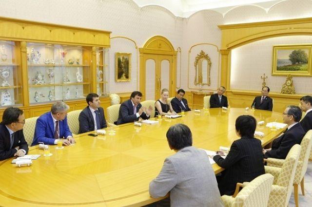 ВТокио подписан Меморандум осотрудничестве ДГУ сУниверситетом Сока