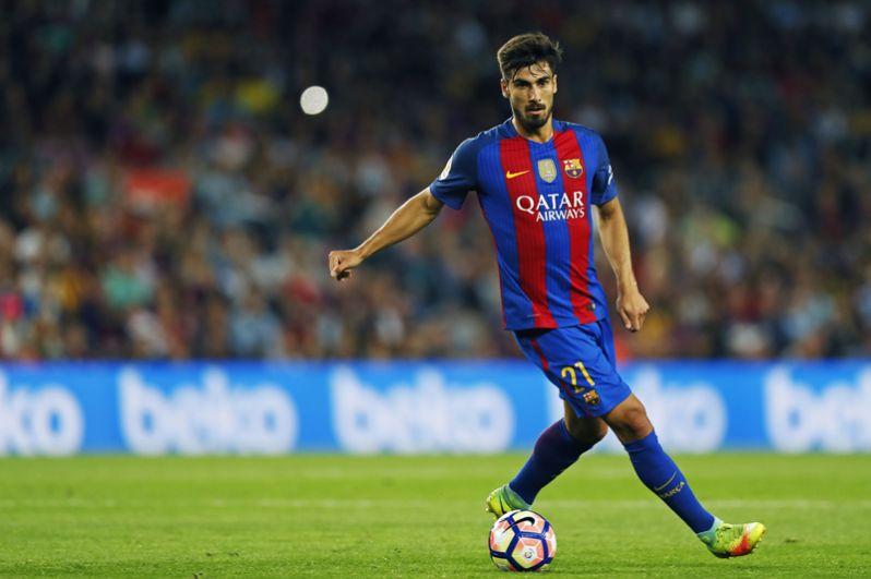 Андре Гомеш, 23 года, полузащитник футбольного клуба «Барселона» и национальной сборной Португалии — 30 млн евро.