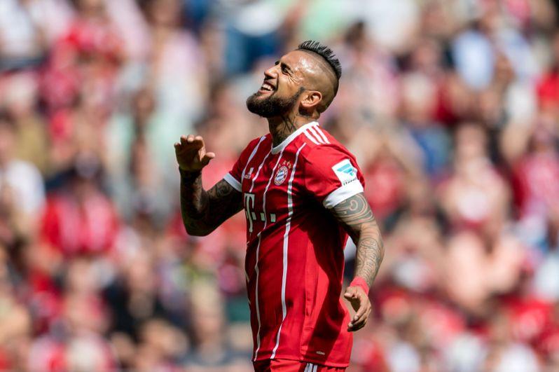 Артуро Видаль, 30 лет, полузащитик немецкого клуба «Бавария» и сборной Чили — 37 млн евро.