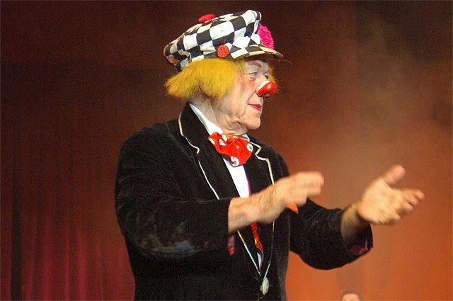 Цирк наФонтанке заплатит 45 млн. руб. загастроли клоуна Попова