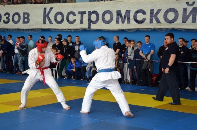 Бойцы сборной дагестанского УФСИН заняли второе место начемпионате порукопашному бою