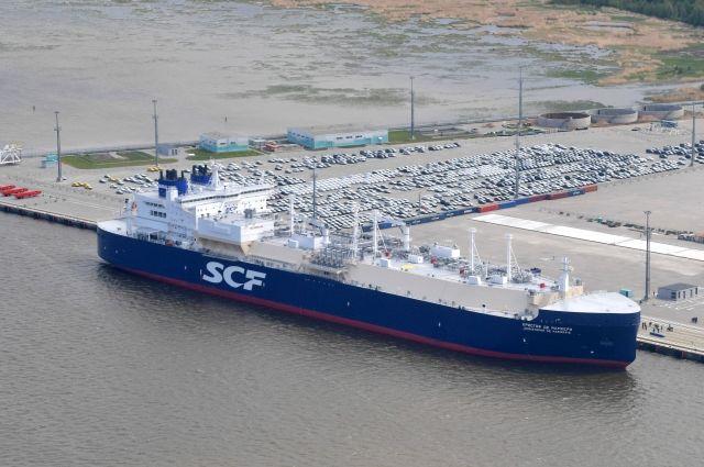 e3d813a241718b1fdbead9b955d2f029 Русский арктический танкер газовоз был назван вчесть погибшего руководителя Total