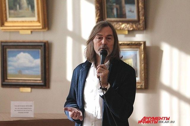 Оренбуржцы увидят избранные картины Никаса Сафронова