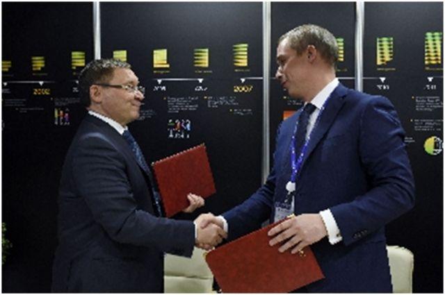 Губернатор Тюменской области подписал соглашение с компанией SAP СНГ
