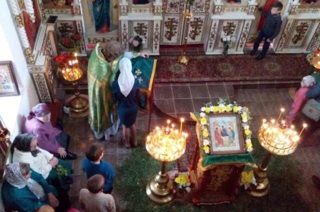По традиции, Троица отмечается на 50-й день после Пасхи.
