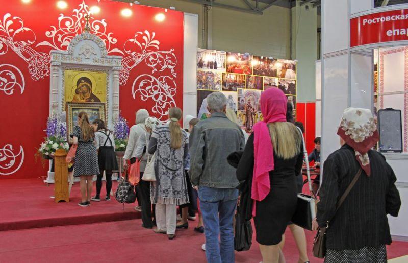 Представители более 300 организаций из регионов России, ближнего и дальнего зарубежья продемонстрировали свои достижения в различных сферах религиозной жизни.