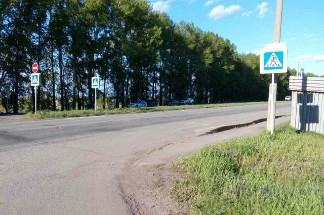 Шофёр насмерть сбил 6-летнего ребенка натрассе вКрасноярском крае