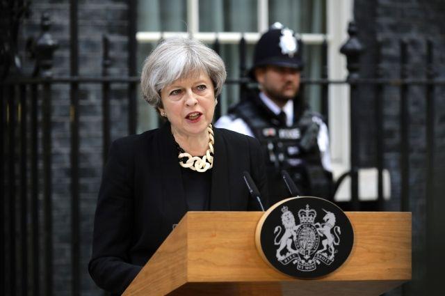 тереза мэй последних теракта великобритании связаны друг другом