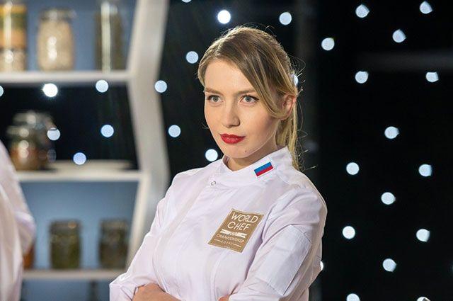 Валерия Федорович в фильме «Кухня. Последняя битва».