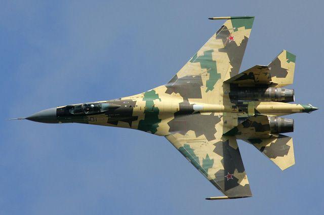 Вмире нет самолетов, равных Су-35С— Минобороны Российской Федерации