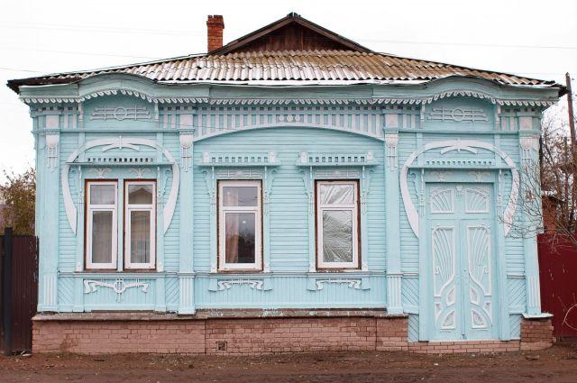 Дом мещанина Александра Иванова в Бузулуке получил вторую жизнь.