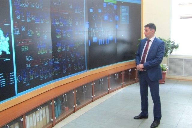 Центр управления сетями.