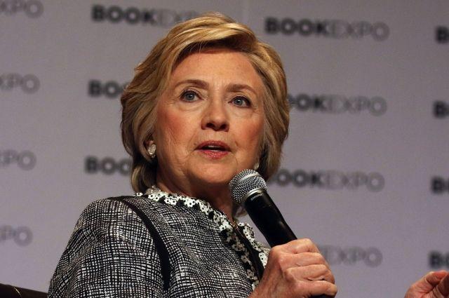 СМИ узнали оновом изучении сената США против Хиллари Клинтон