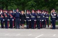 Донской казачий кадетский корпус - элитное учебноое заведение, с серьезным конкурсным отбором.