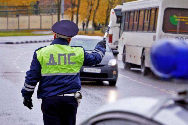 В Уватском районе задержали водителя с липовым удостоверением
