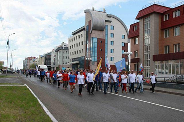 В День России салехардцев удивят фестивалем национальных культур.